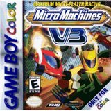Micro Machines V3 (Game Boy Color)