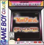 Midway Arcade Hits: Moon Patrol / Spy Hunter (Game Boy Color)