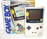 Nintendo Game Boy Color -- Pokemon Limited Edition: Gold & Silver (Game Boy Color)
