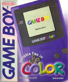 Nintendo Game Boy Color (Game Boy Color)