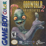 Oddworld Adventures 2 (Game Boy Color)