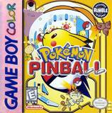Pokemon Pinball (Game Boy Color)