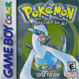 Pokemon Silver Version (Game Boy Color)