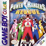 Power Rangers: Lightspeed Rescue (Game Boy Color)