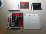 Resident Evil Gaiden -- Box Only (Game Boy Color)