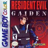 Resident Evil Gaiden (Game Boy Color)