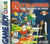 Revelations: The Demon Slayer (Game Boy Color)
