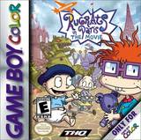 Rugrats in Paris: The Movie (Game Boy Color)