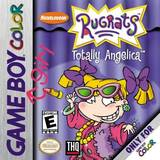 Rugrats: Totally Angelica (Game Boy Color)