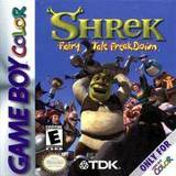 Shrek: Fairy Tale Freakdown (Game Boy Color)
