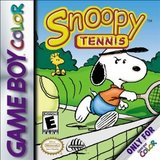 Snoopy Tennis (Game Boy Color)