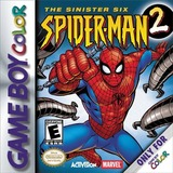 Spider-Man 2: The Sinister Six (Game Boy Color)