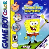 SpongeBob SquarePants: Legend of the Lost Spatula (Game Boy Color)