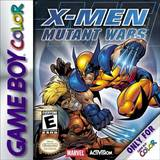 X-Men: Mutant Wars (Game Boy Color)