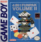 4-in-1 Fun Pak Volume II (Game Boy)
