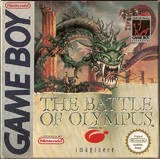Battle of Olympus, The (Game Boy)