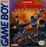 Bionic Commando (Game Boy)