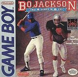 Bo Jackson: Two Games in One (Game Boy)