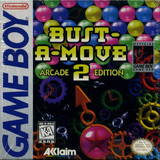 Bust-a-Move 2: Arcade Edition (Game Boy)