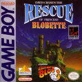 David Crane's A Boy and His Blob in... The Rescue of Princess Blobette (Game Boy)