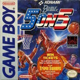 Double Dribble: 5 on 5 (Game Boy)