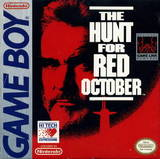 Hunt for Red October, The (Game Boy)