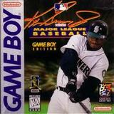 Ken Griffey Jr. Presents Major League Baseball -- Game Boy Edition (Game Boy)