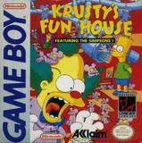 Krusty's Fun House (Game Boy)