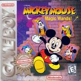 Mickey Mouse Magic Wands! (Game Boy)