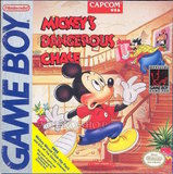 Mickey's Dangerous Chase (Game Boy)