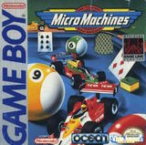 Micro Machines (Game Boy)