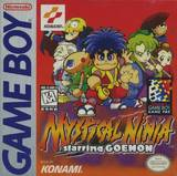 Mystical Ninja: Starring Goemon (Game Boy)