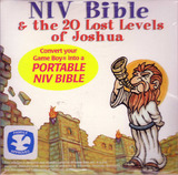 NIV Bible & the 20 Lost Levels of Joshua (Game Boy)