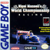 Nigel Mansell's World Championship Racing (Game Boy)