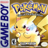 Pokemon Yellow  Version -- Special Pikachu Edition (Game Boy)