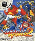 Rockman World 2 (Game Boy)