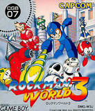 Rockman World 3 (Game Boy)