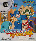Rockman World 4 (Game Boy)