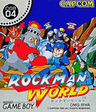Rockman World (Game Boy)