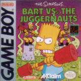 Simpsons: Bart vs. The Juggernauts, The (Game Boy)