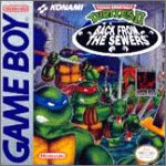 Teenage Mutant Ninja Turtles II: Back from the Sewers (Game Boy)