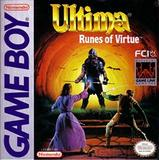 Ultima: Runes Of Virtue (Game Boy)