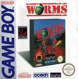 Worms -- Manual Only (Game Boy)