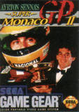 Ayrton Senna's Super Monaco Gp II (Game Gear)