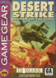 Desert Strike: Return to the Gulf (Game Gear)