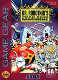 Dr. Robotnik's Mean Bean Machine (Game Gear)