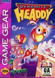 Dynamite Headdy (Game Gear)