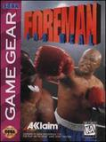 Foreman For Real (Game Gear)