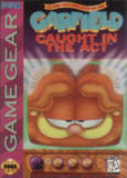 Garfield: Caught in the Act (Game Gear)
