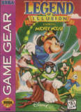 Legend of Illusion: Starring Mickey Mouse (Game Gear)